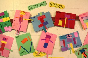 Rectangle Robots